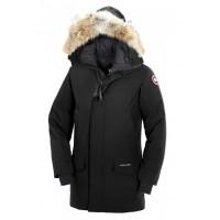Canada Goose Langford Parka мужская чёрная