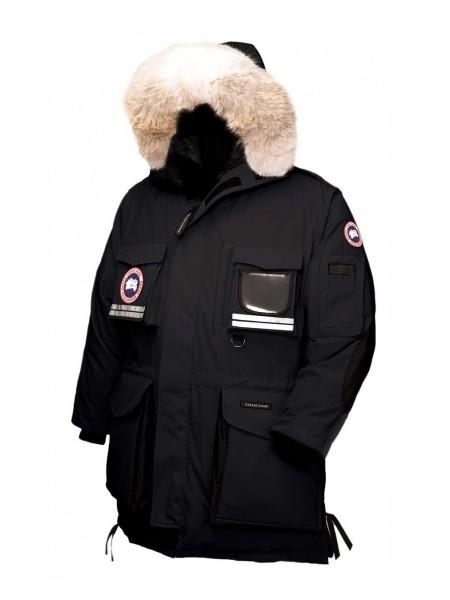 Canada Goose Snow Mantra Parka мужская чёрная