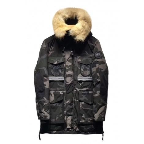 Canada Goose Snow Mantra Parka мужская милитари