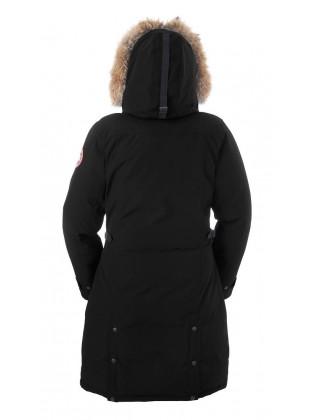Canada Goose Kensington Parka женская чёрная