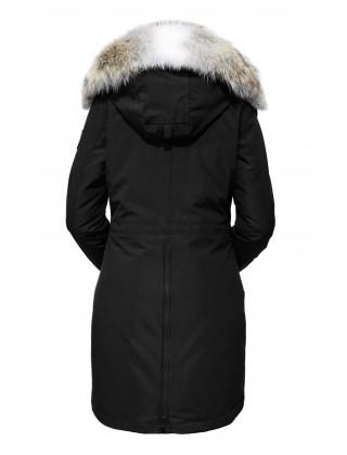 Canada Goose Rossclair Parka женская чёрная