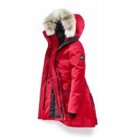 Canada Goose Rossclair Parka женская красная