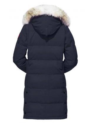 Canada Goose Shelburne Parka женская синяя