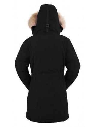 Canada Goose Trillium Parka женская чёрная