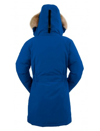 Canada Goose Trillium Parka женская синяя