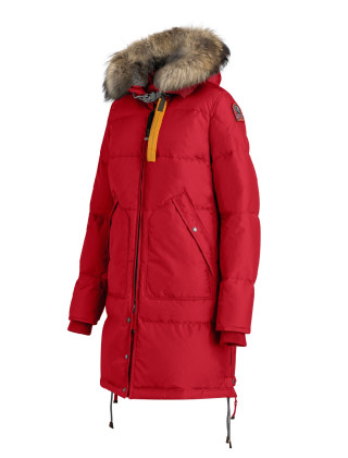 Parajumpers Long Bear женский SCARLET